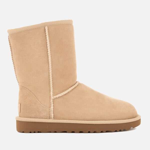 UGG Women's Classic Short II Sheepskin Boots