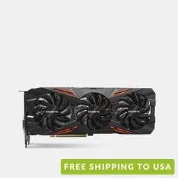 Gigabyte GeForce GTX 1080 G1 Gaming 8G Bundle