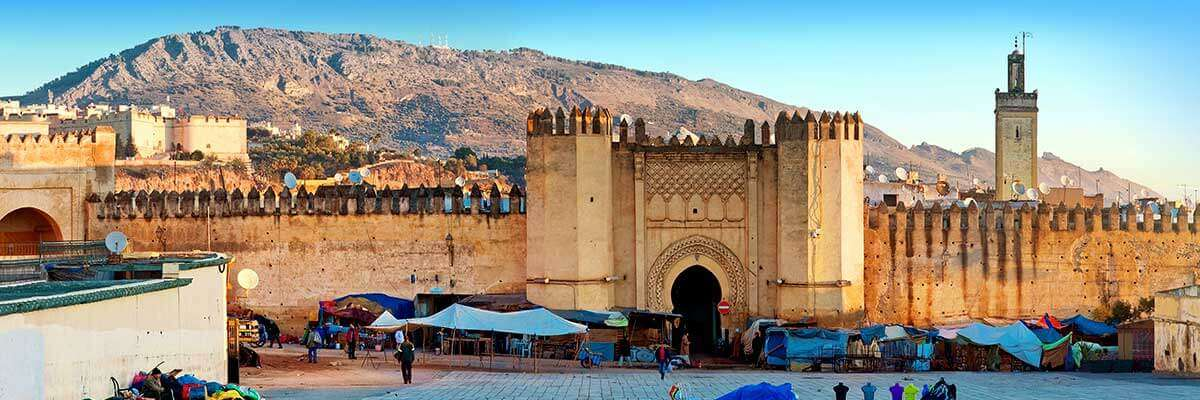 Browse hotels in Fes