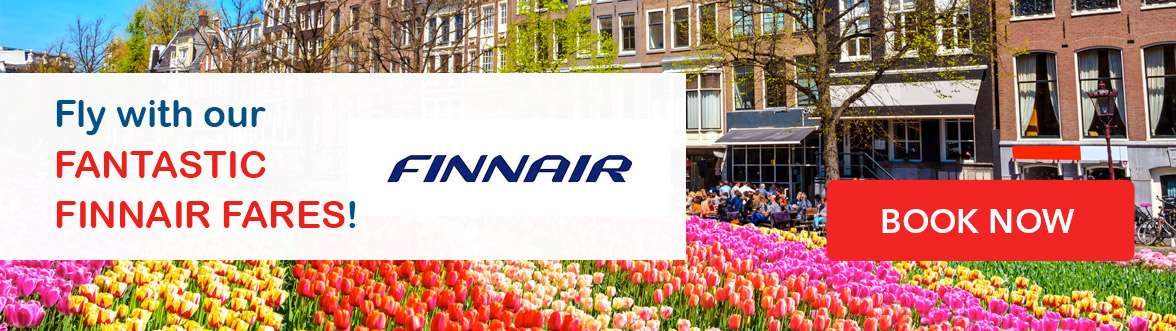 Fly off to Europe with Finnair's Fantastic Fares!