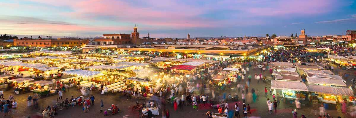 Browse hotels in Marrakech