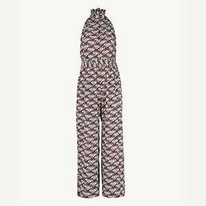 PLEATS PLEASE ISSEY MIYAKE - Mirror pleated jumpsuit