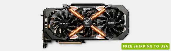 Aorus GeForce GTX 1080 Ti 11G