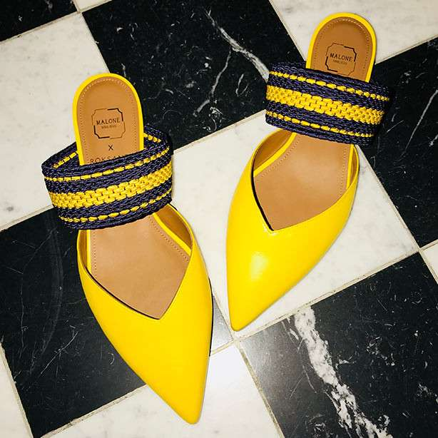 Top of our wish list: Malone Souliers