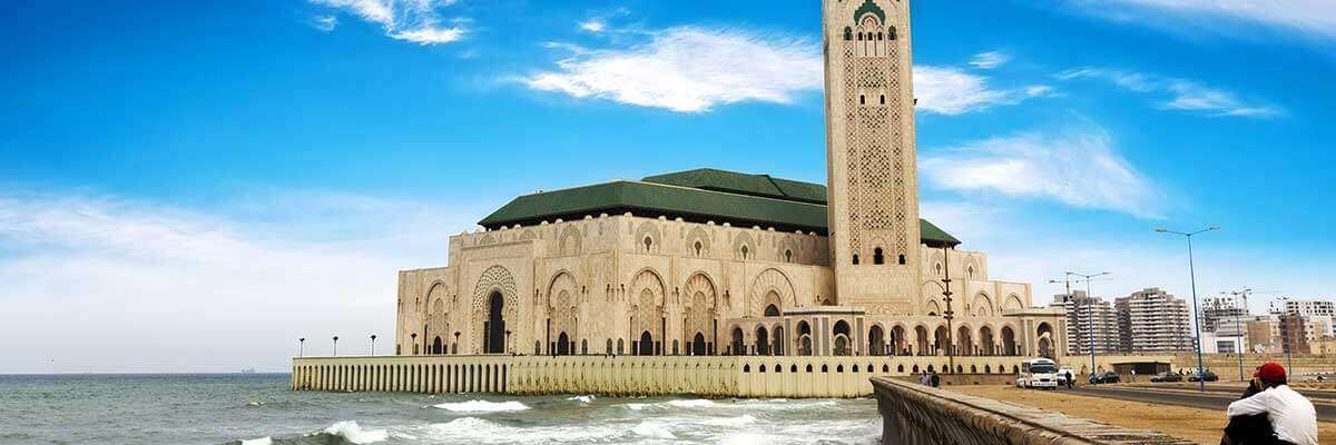 Browse hotels in Casablanca