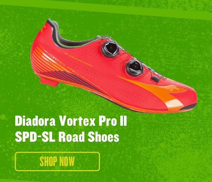 Diadora Vortex Pro II SPD-SL Road Shoes
