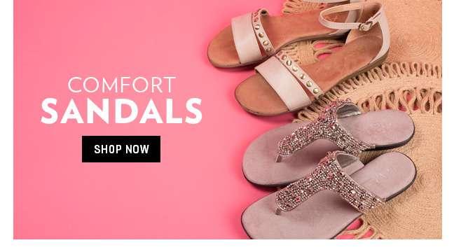 Comfort Sandals