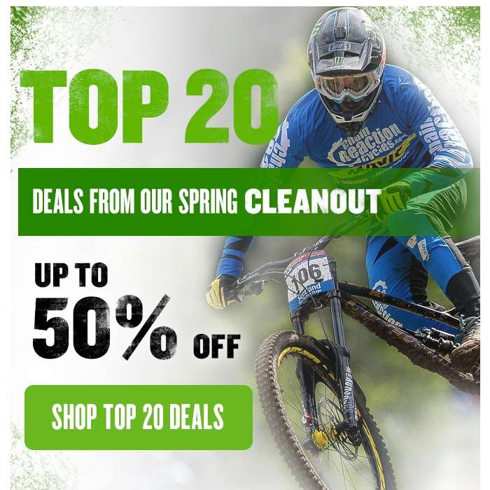 Top 20 Deals from our Spring Cleanout