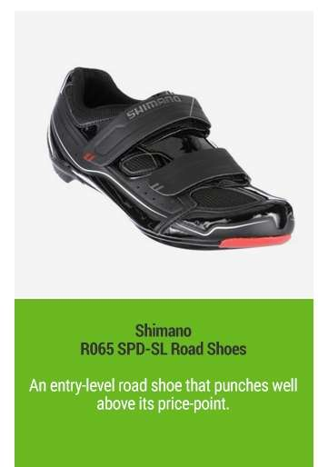Shimano R065 SPD-SL Road Shoes