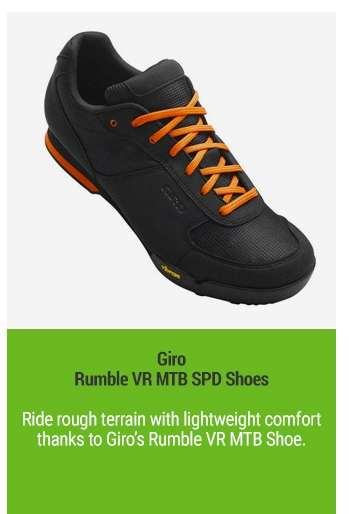 Giro Rumble VR MTB SPD Shoes