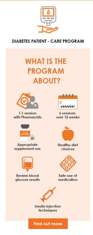 Diabetes Patient- Care Program