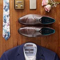 Only the most dapper of details for Ted's Best Men #WedwithTed @ted_baker_menswear