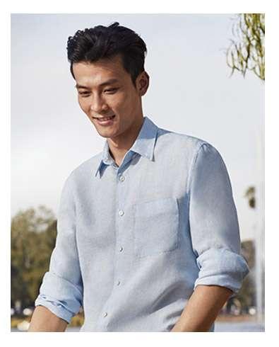 Men's Premium Linen Shirt