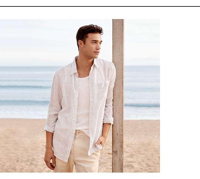 Men's Premium Linen