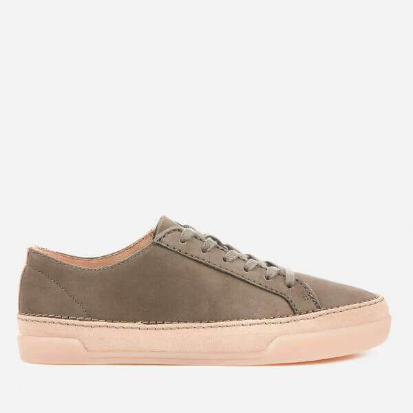 Hidi Holly Leather Cupsole Trainers