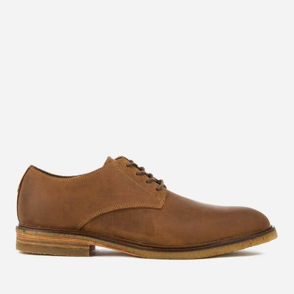 Clarkdale Moon Leather Derby Shoes