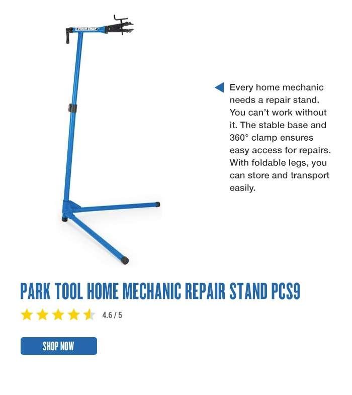 Park Tool Home Mechanic Repair Stand PCS9