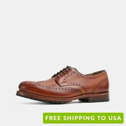 Luca Andreoli Wingtip Shoes