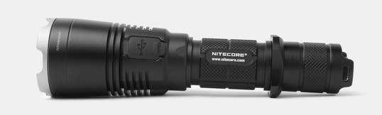 Nitecore MH27 USB-Rechargeable Flashlight (6 Modes)