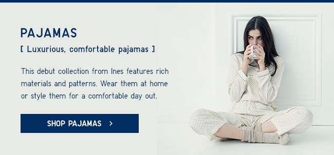 Ines De La Fressange Pajamas