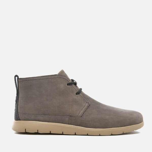 Freamon Capra Treadlite Leather Chukka Boots