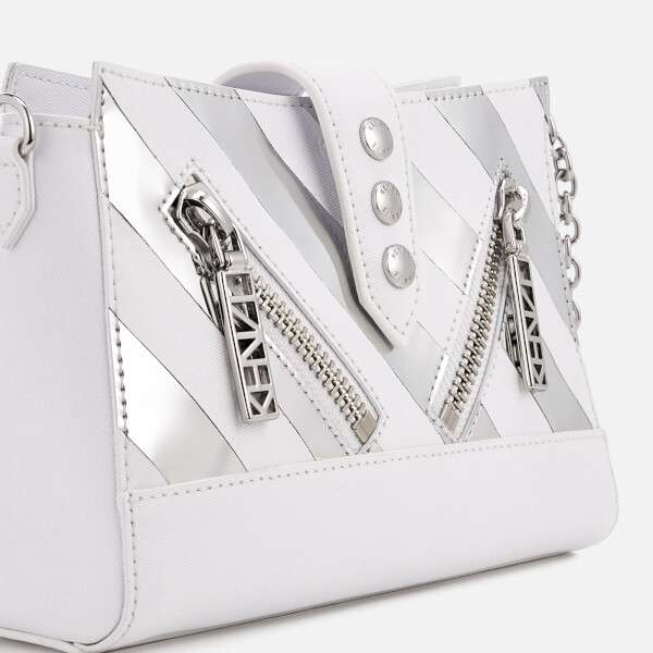 KENZO Women's Kalifornia Mini Shoulder Bag - White
