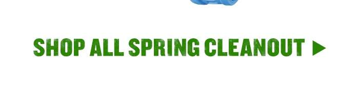 Shop All Spring Cleanout