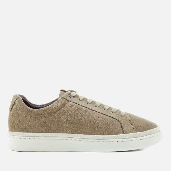 Cali Lace Low Cupsole Trainers