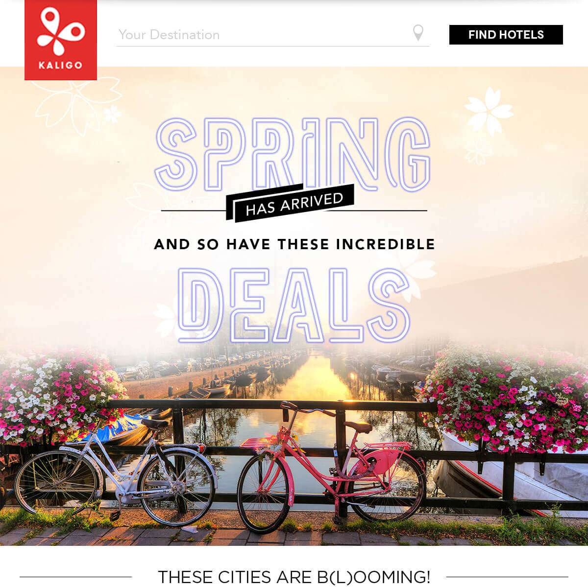 Spring has arrived, and so have these incredible deals!