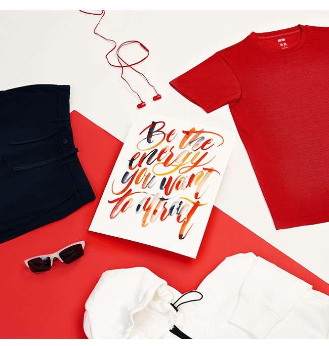 Men's DRY-EX Crew Neck Short Sleeve T-shirt at $19.90