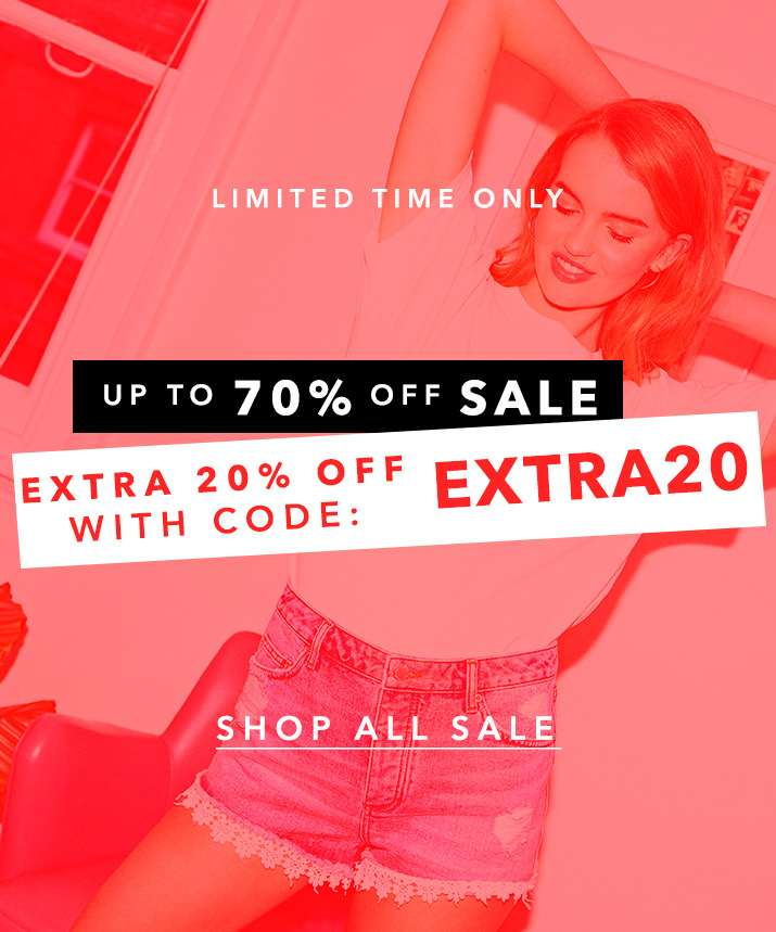 Up To 70% Off Sale - Shop All Sale