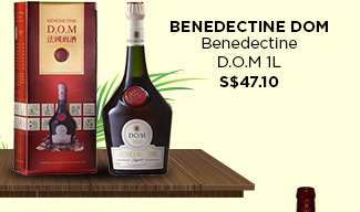Benedectine DOM Benedectine D.O.M. 1L S$47.10