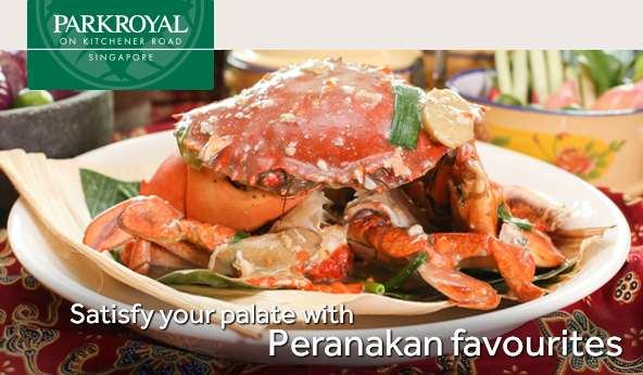 Satisfy your palate with Peranakan favourites