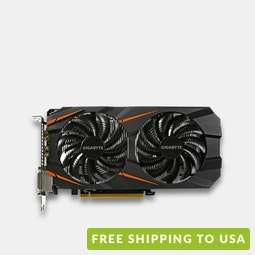 Gigabyte GeForce GTX 1060|1070 TI WINDFORCE OC