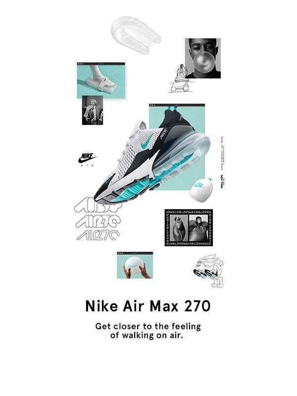 Nike Air Max 270. Shop now.