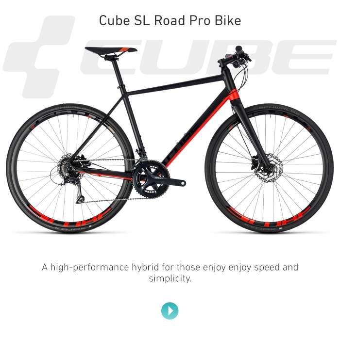 Cube SL Road Pro Bike