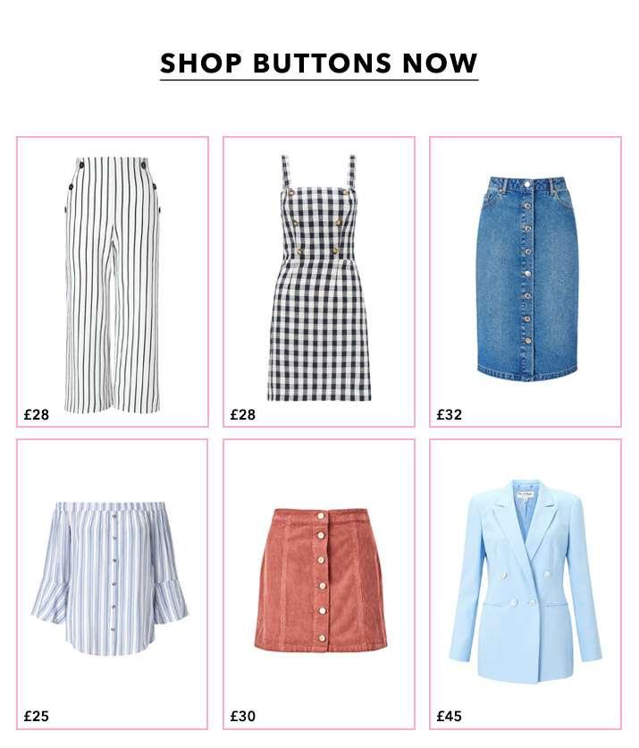 Button It, Babe. - Shop Buttons Now
