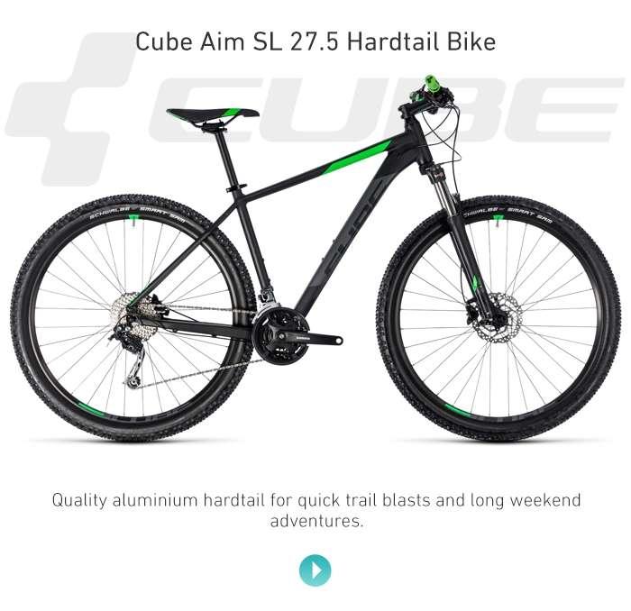 Cube Aim SL 27.5 Hardtail Bike