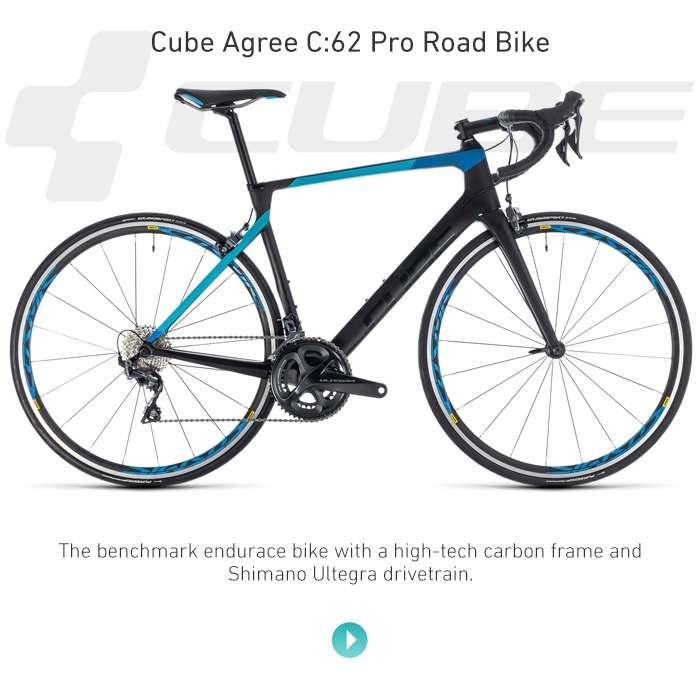 Cube Agree C:62 Pro Road Bike