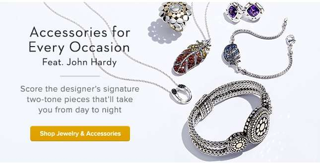 Shop Jewlery & Accessories
