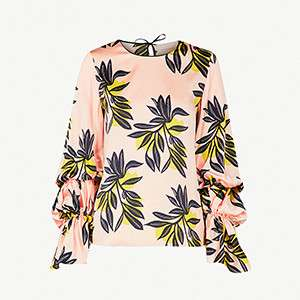 Statement blouses