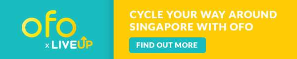 Cycle your way around Singapore with ofo