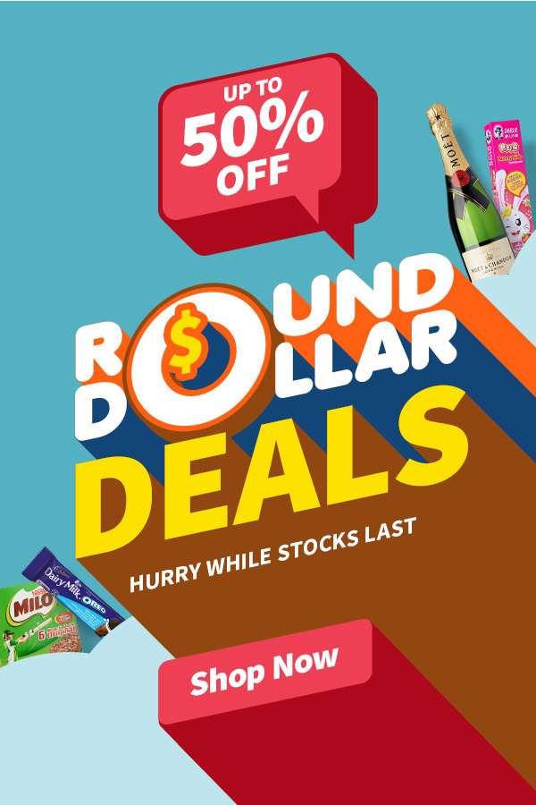 Prices down, savings up! Meet this week's lower price savers and save up to 50% OFF on our supermarket best buys. Don't miss out!
