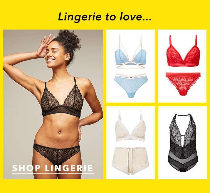 Lingerie To Love - Shop Lingerie