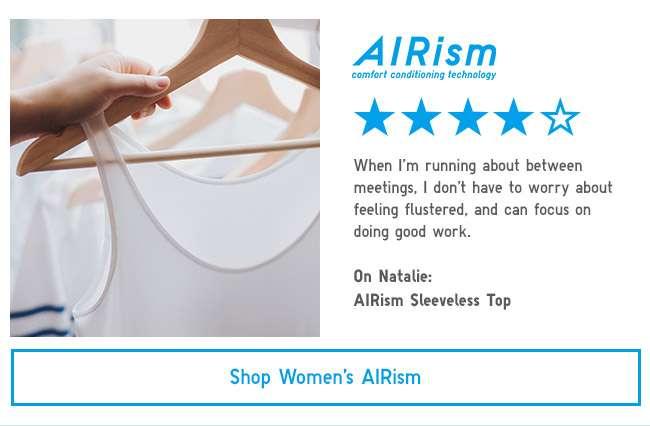 Shop Women's AIRism