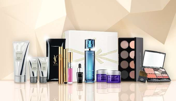 50 Most Popular Beauty Gift Sets Up to 60% Off YSL, Estee Lauder & more!