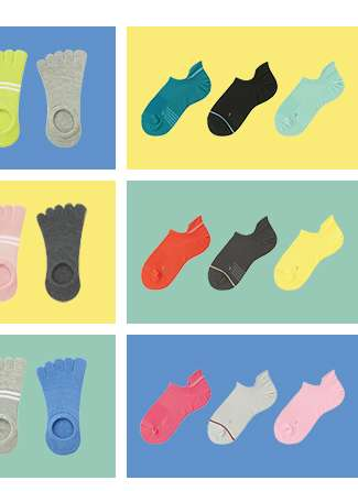 Men's Sports Socks (1 pair) at $5.90