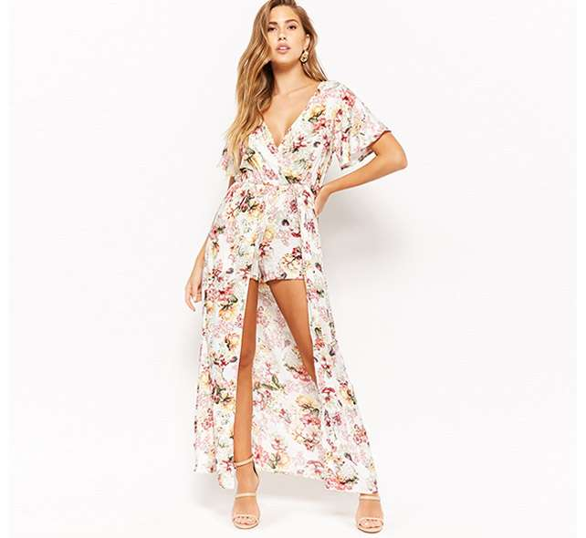 Dresses, dresses, amd even more dresses