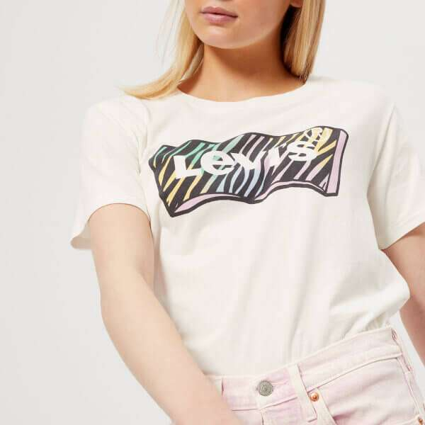 Levi's Women's Graphic Boyfriend T-Shirt