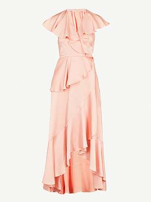 TEMPERLEY LONDON  																Juliette wrap dress